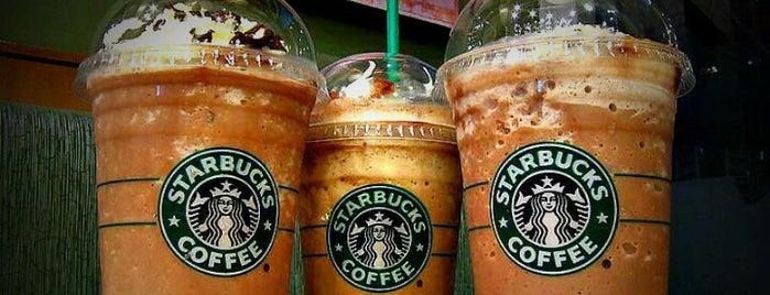 Starbucks is one of Café | Penang.