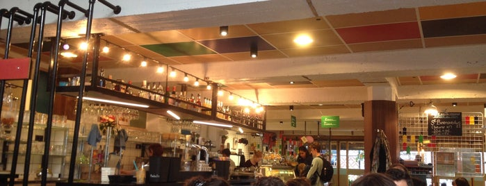 Chicago Café is one of Funky Brussels.