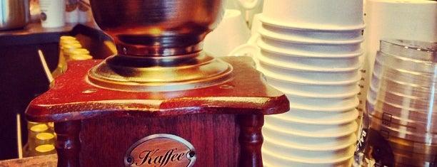 Balzac Coffee is one of Berlin.