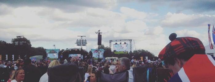 BBC Proms in the Park is one of Lugares favoritos de Nicole.