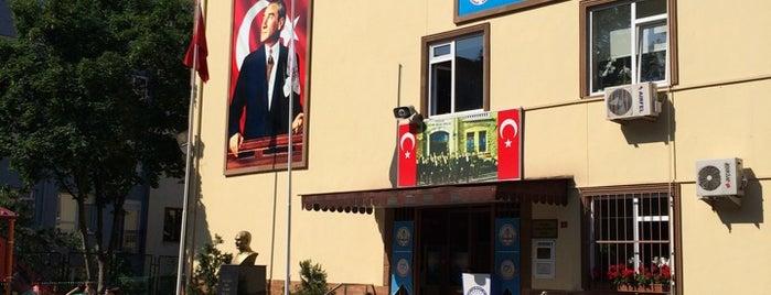 Murat Beyaz İlköğretim Okulu is one of Lugares favoritos de Gülistan.