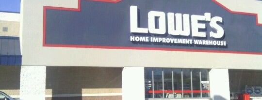Lowe's is one of Local - Neighborhood.