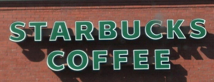 Starbucks is one of Lugares favoritos de Rachel.