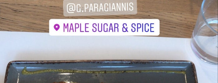 Maple Sugar & Spice is one of Athens.