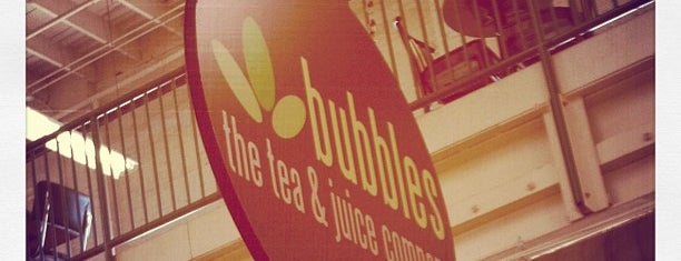 Bubbles Tea & Juice Company is one of want to visit.