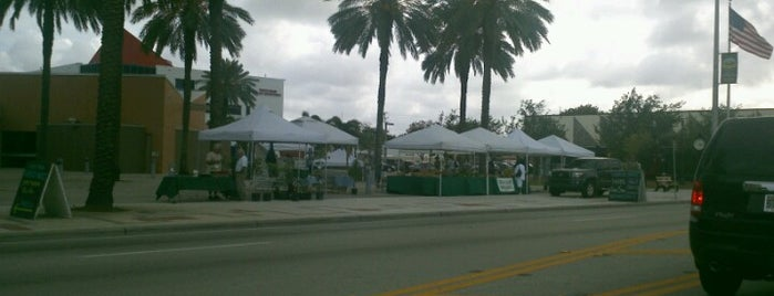 North Miami Farmers Market is one of Places I've Yet to Explore.