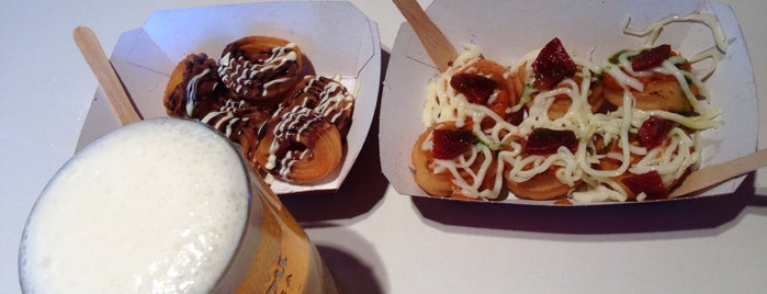 D'CH Churros y más... is one of Juan Antonioさんのお気に入りスポット.