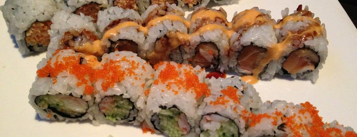 Kumo Sushi is one of LES.