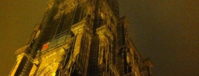 Catedral de Notre-Dame de Estrasburgo is one of Lugares favoritos de Martin.