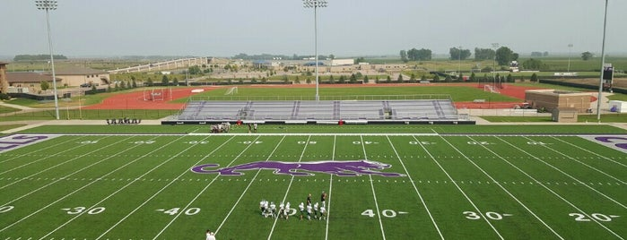 University Of Sioux Falls Sport Complex is one of John : понравившиеся места.