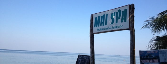 Mai Spa is one of Phu Quoc.