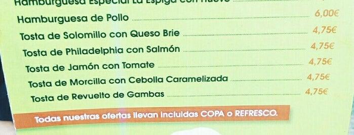 La Espiga Dorada is one of Coslada.