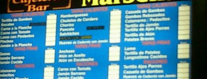 Café-Bar Marsella is one of สถานที่ที่ Julio ถูกใจ.