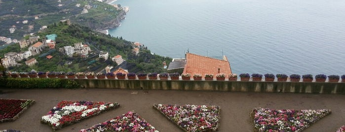 Villa Rufolo is one of AMALFI.