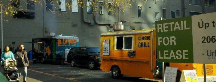 2nd & Pike Food Truck Pod is one of Seattle Eats.