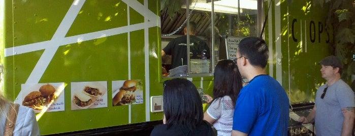 Chopstix - SLU is one of Amazon Campus (SLU) Lunch Spots.