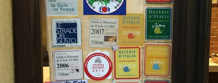Osteria dell'Unione is one of Piedmonte.