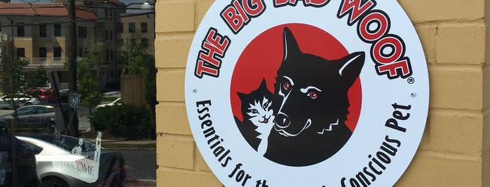The Big Bad Woof is one of Lugares favoritos de IS.