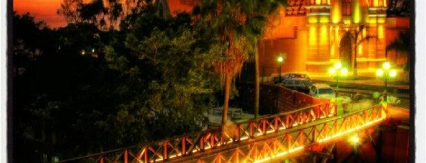Puente de los Suspiros is one of Perú, Lima..
