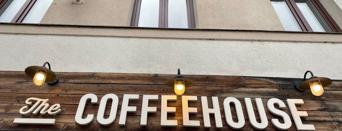 The Coffee House is one of Travel - CR.
