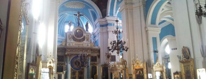 Князь-Владимирский собор is one of Татьяна : понравившиеся места.