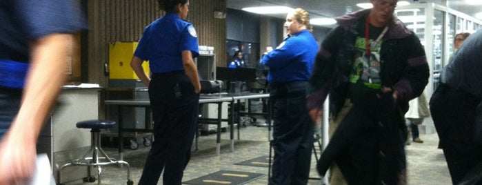 Terminal 3 North Security Checkpoint is one of US 2014.
