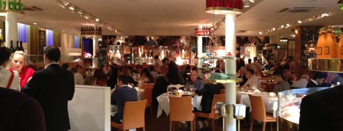 San Carlo is one of Best of Manchester.