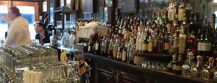 P.J. Clarke's is one of NY's Whiskey Wildness.
