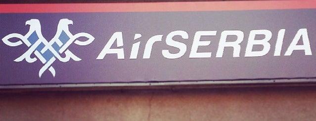 Air Serbia is one of Posti che sono piaciuti a James.