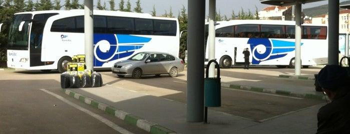 Gemlik Şehirler Arası Otobüs Terminali is one of Posti che sono piaciuti a Esen.