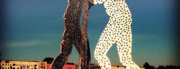 Molecule Man is one of Berlin.