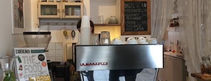 Flint & Watson is one of Coffee spots Berlin.
