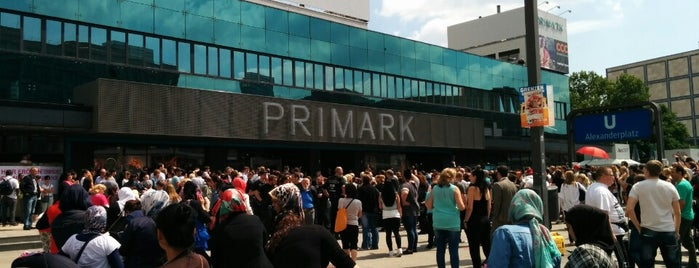 Primark is one of BERLIN.