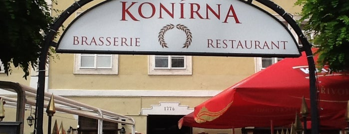Konírna is one of PRAGUE.