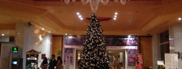 Casino Gran Madrid is one of Tempat yang Disukai Restaurante.
