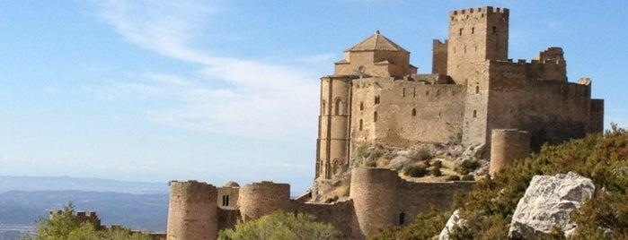 Castillo de Loarre is one of Castillos de Aragon.