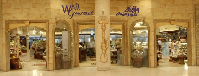 Wafi Gourmet is one of Dubai Food.