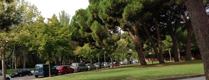 Jardins de William Shakespeare is one of Испания.