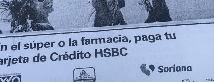 Hsbc is one of Lieux qui ont plu à Lupis.