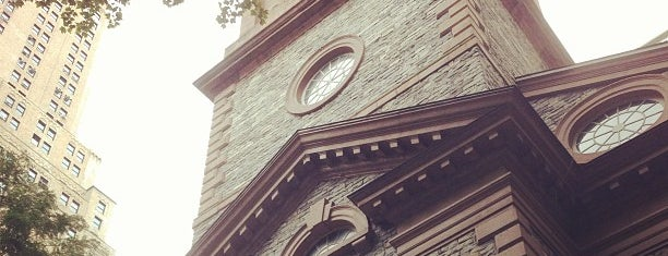 St. Paul's Chapel is one of NEW YORK CITY : Manhattan in 10 days! #NYC enjoy.