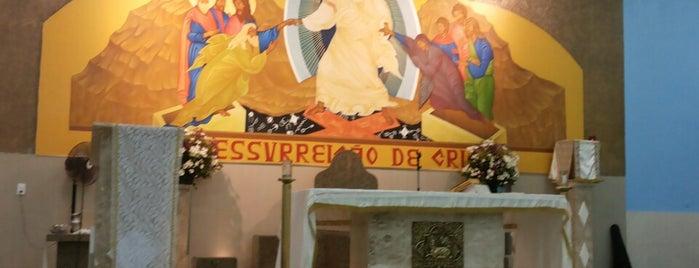 Paróquia do Coração Imaculado de Maria is one of สถานที่ที่บันทึกไว้ของ Arquidiocese de Fortaleza.