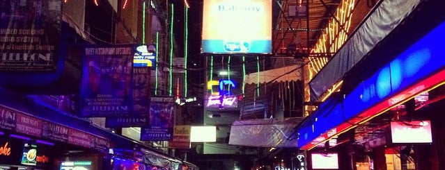 The Balcony Pub is one of Thailand.