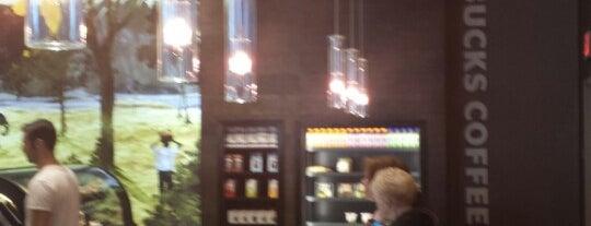 Starbucks is one of Travel Nevada Las Vegas.