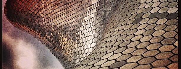 Museo Soumaya is one of THINGS TO CHECK OUT IN MEXICO CITY.