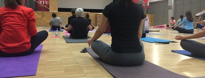 Sarah&John yoga is one of PolvitoMorado : понравившиеся места.
