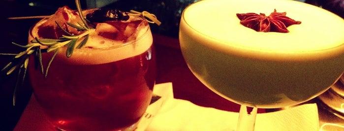 Hemingway Bar is one of The World's Best Bars 2016.