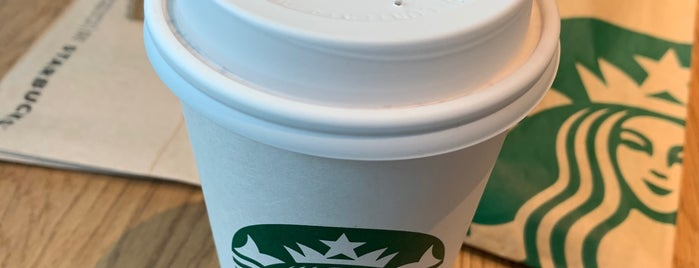 Starbucks is one of Claudiaさんのお気に入りスポット.