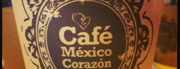 Café México Corazón de Melón is one of cafés otra pinche cosa.
