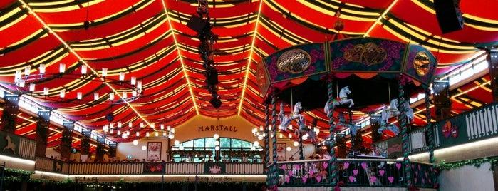 Marstall Festzelt is one of สถานที่ที่ David ถูกใจ.
