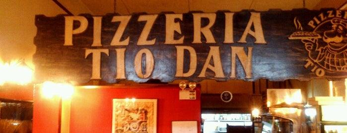 Pizzeria Tío Dan is one of Gespeicherte Orte von Franxisqo.